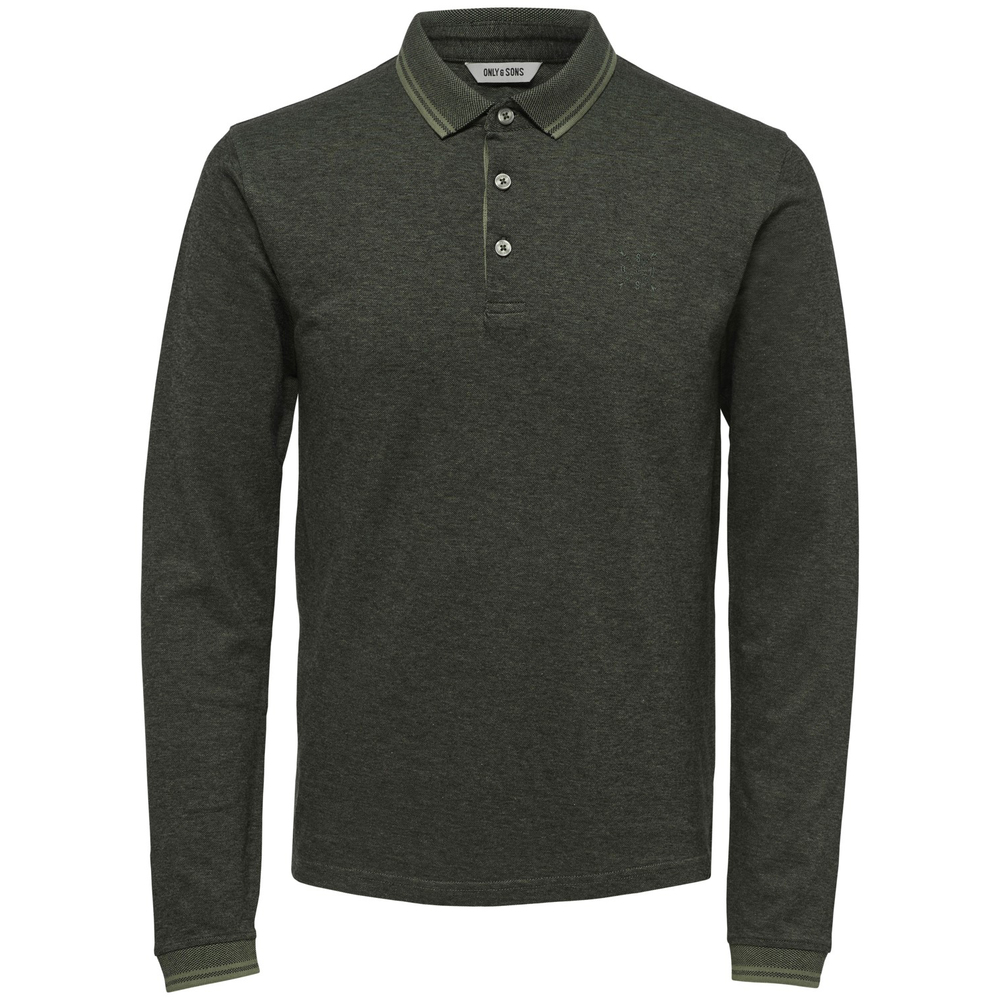 onsSTAN LS FITTED POLO Polo