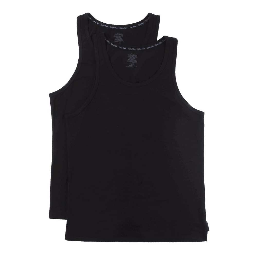 Modern Cotton Strech Tanks 2-pack