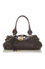 Paddington læder håndtaske