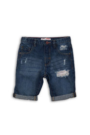 MINOTI Denim short Blues 1