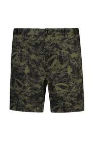 Classic Floral Pattern Chino Shorts