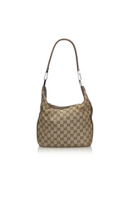 GG Canvas Shoulder Bag