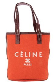 pre-owned Tote bag with Trims