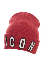 WOOL HAT PATCH ICON