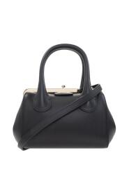 Small Joyce frame handbag