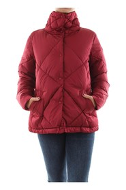 SAVE THE DUCK D3807W MEGA9 JACKET AND JACKETS Women RED