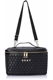 DKNY Signature Train Case Black Toalettmappe