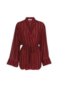 Katrine silkeskjorte