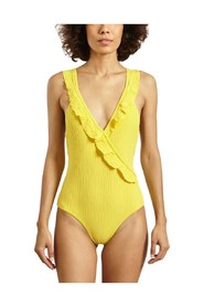 One-piece swimsuit Pina palms