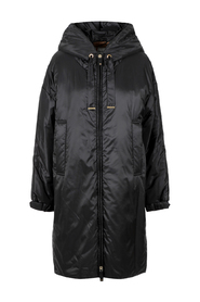 The Cube Greeny Water-repellent Technical Fabric Coat