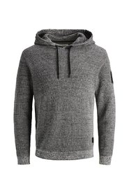 Hoodie Structured knit