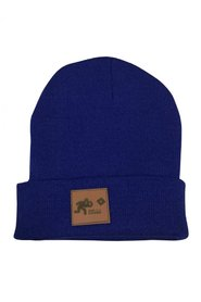 Run For Cover Revised Patch Beanie | Royal