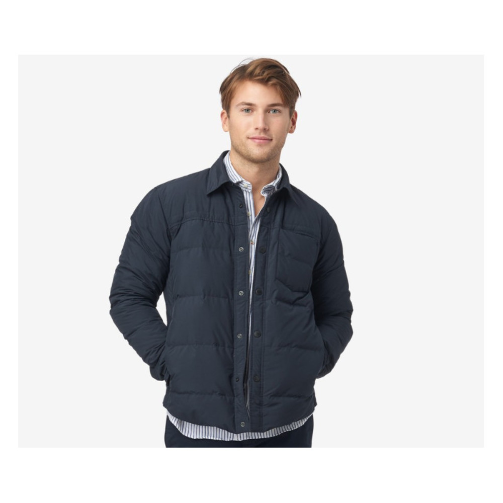 OLIVER LIGHT DOWN OVERSHIRT