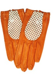Skinnhandskar Gauchos Orange