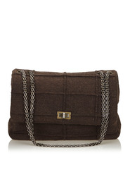 Reissue 225 Wool Flap Bag