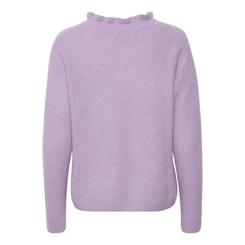Finula Pullover Purple Rose