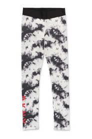 Printed lycra leggings