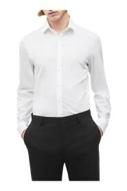 CALVIN KLEIN K10K103025 SLIM SHIRT Men WHITE