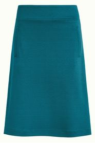 King Louie DAVIS SKIRT MILANO CREPE ponderosa green