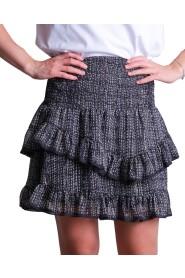 Dotted nederdel