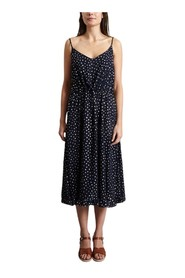 Polka Dot Slip Dress