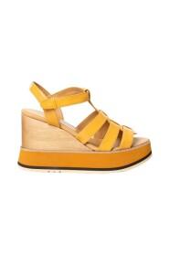 Sandalo zeppa