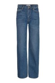 Mia Jeans Wash Central Park Bukse