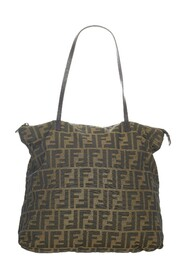 Pre-owned Zucca Canvas Tote Bag