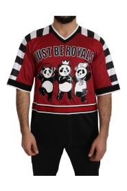 Oversize Panda T-Shirt