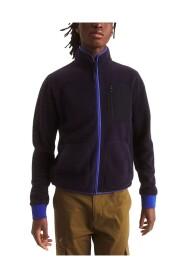 Farom polartec zipped fleece jacket
