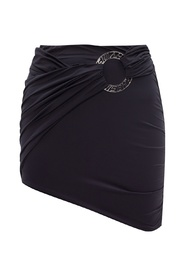 'Hagen' skirt with logo