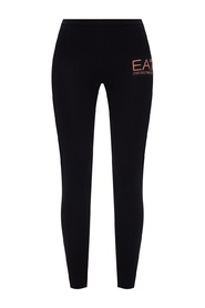 Leggings with logo