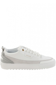 firenze mesh leather sneakers