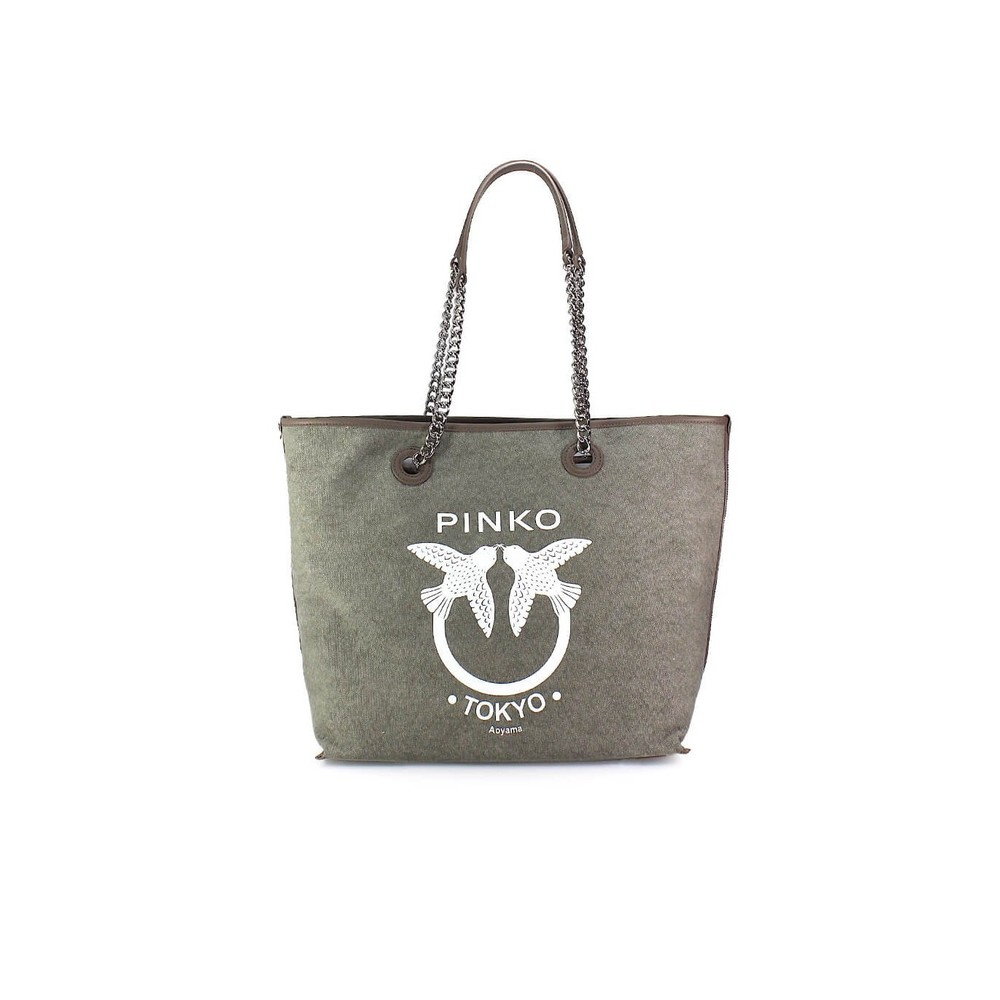 CANVAS BELATO TOTE BAG