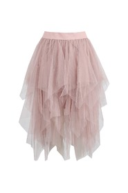 Flamant tulle skirt