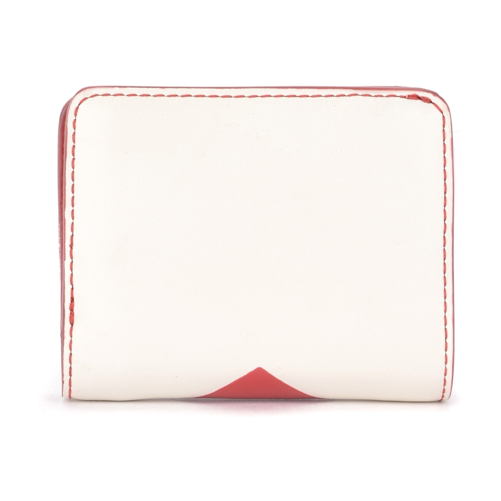 Marc Jacobs White Heart print wallet Marc Jacobs