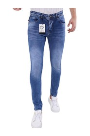 Nette Stretch Heren Jeans - Slim Fit - 5307