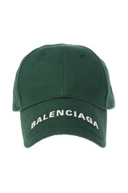 Baseball cap with logo
