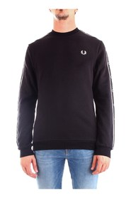FRED PERRY M7538 Sweat Men BLACK