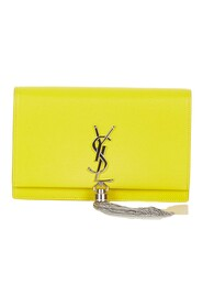 Begagnade Kate Leather Wallet on Chain