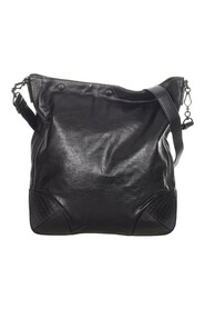 Pre-owned Intrecciomirage Leather Crossbody Bag