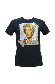 t-shirt with marylin print