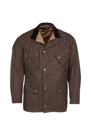 International Steve McQueen Joshua Wax Jacket