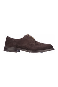 men's classic suede lace up laced formal shoes derby new ark castoro