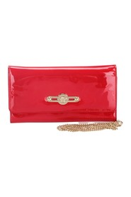Wallet on Chain Leather Patent