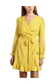 Vodolfo Wrap Dress