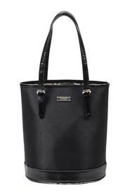 Label Tall Bucket Tote