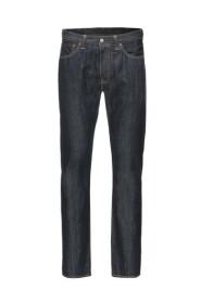 Mørkeblå Levi`s Jeans