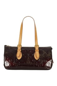 Pre-owned Vernis Rosewood Leather