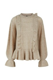 Yascutiepie Ls Knit Pullover